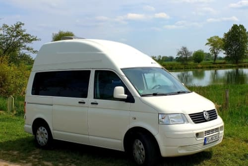 Hire a motorhome in Barmstedt from private owners| VW  Moby Dick