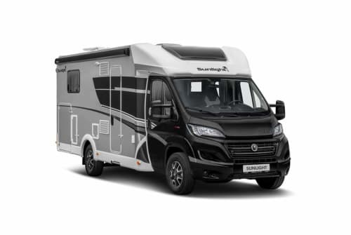 Hire a motorhome in Marschacht from private owners| Sunlight  Perla