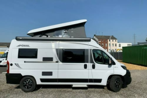 Hire a motorhome in Spata from private owners| Pössl Mama Winny