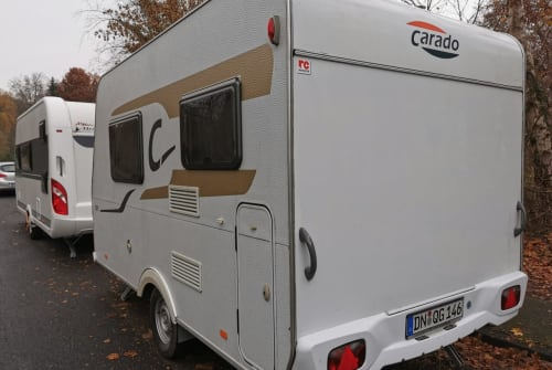 Hire a motorhome in Langerwehe from private owners| Carado Hook