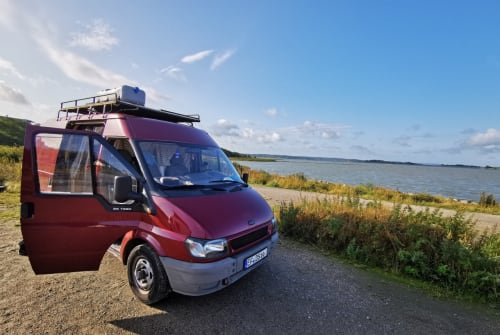 Hire a motorhome in Erfurt from private owners  Ford Joko