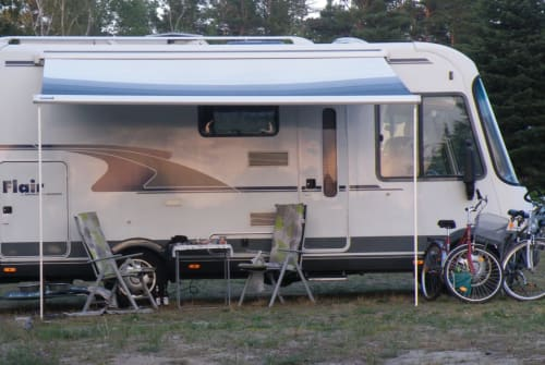 Hire a motorhome in Senftenberg from private owners  Fiat CAMP 780