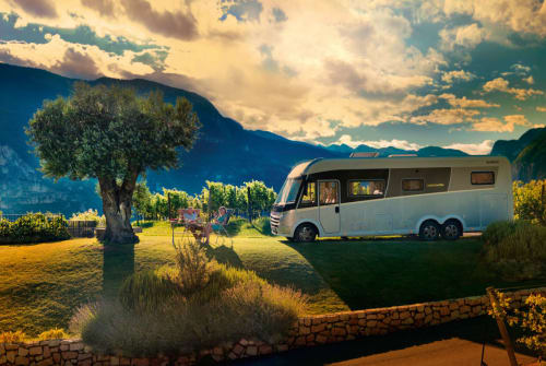 Hire a motorhome in Naumburg (Saale) from private owners| Dethleffs XLI-Dotti