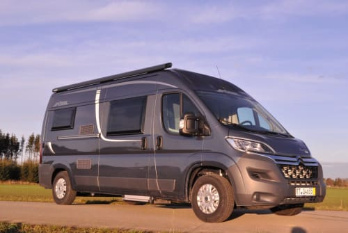 Hire a motorhome in Putzbrunn from private owners| Pössl Hugo - Komfort