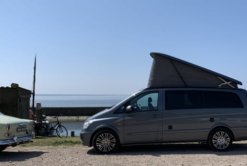 Hire a motorhome in Beetsterzwaag from private owners| Mercedes Benz Viano MB Marco Polo