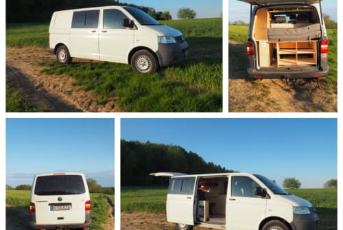 Hire a motorhome in Nußloch from private owners| VW myBulli