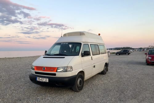 Hire a motorhome in Bremen from private owners| VW Edeltraud