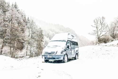 Hire a motorhome in Mannheim from private owners| Ford  Berta