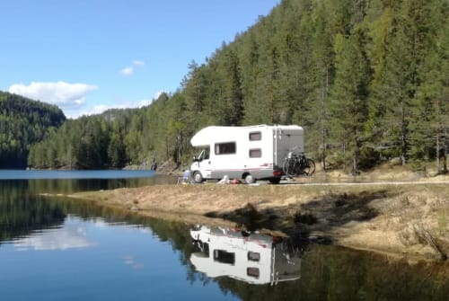 Hire a motorhome in Asperen from private owners| Home-Car Camper to go
