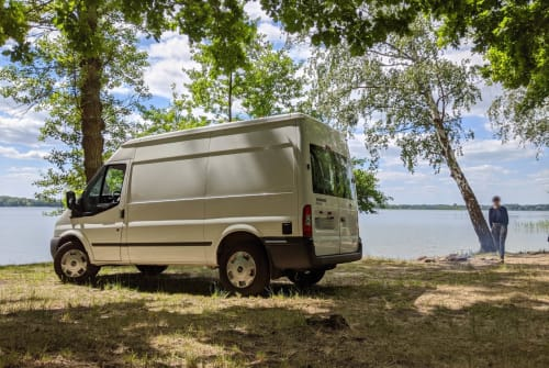 Hire a motorhome in Berlin from private owners  Ford Frank