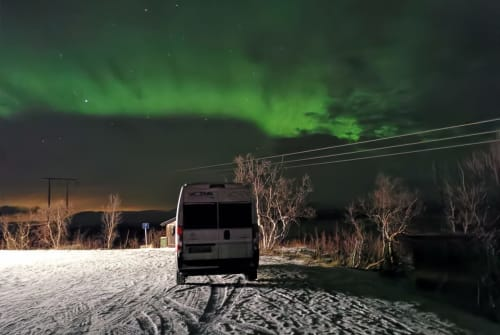 Hire a motorhome in Kuhlen-Wendorf from private owners| Pössl Der Pössl