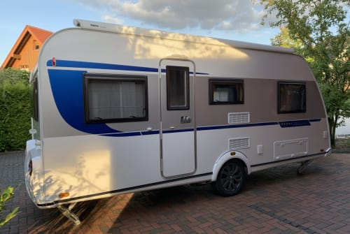Hire a motorhome in Verl from private owners| Knaus Sport 500 EU Limited Mover Klima Knaus 500EU Kli