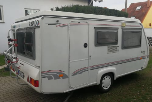 Hire a motorhome in Lübbenau/Spreewald from private owners  Rapido Rapido