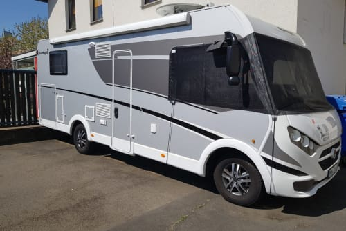 Hire a motorhome in Bad Soden-Salmünster from private owners  Sunlight Paulchen