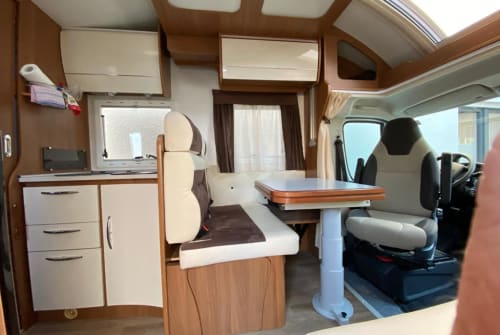 Hire a motorhome in Mosbach from private owners| Rimor Europe  Alema