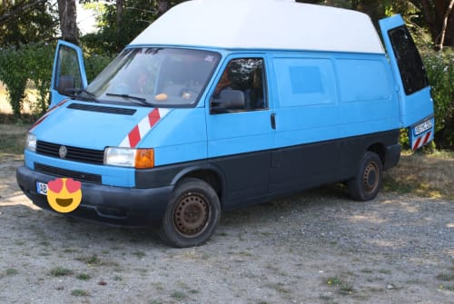 Hire a motorhome in Kahl am Main from private owners  VW Balu