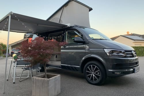 Hire a motorhome in Schwanau from private owners| VW Leeven's Bus