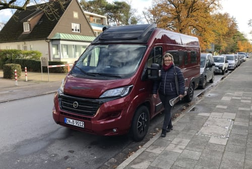 Hire a motorhome in Gevelsberg from private owners| Fiat Betty 620