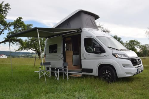 Hire a motorhome in Oberthulba from private owners| Fiat Ducato HymerCar AyersRock