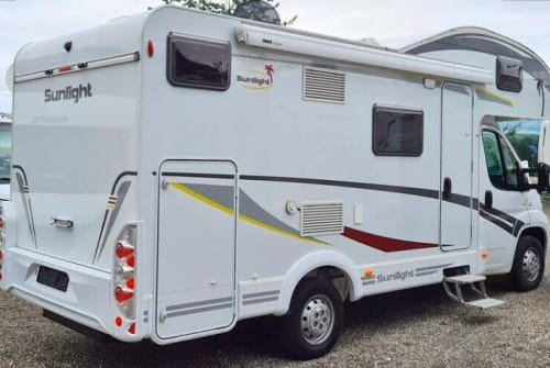Hire a motorhome in Dietmannsried from private owners| Sunlight/Fiat Siggi