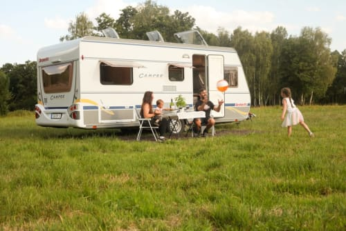 Hire a motorhome in Großräschen from private owners  Dethleffs  Camper510 MOVER