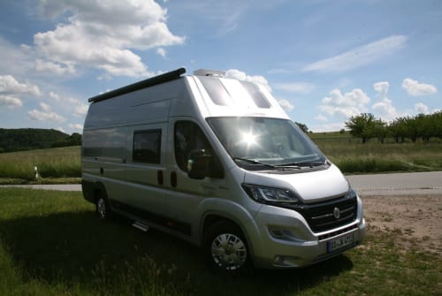 Hire a motorhome in Dohna from private owners| Fiat Ducato Kubik