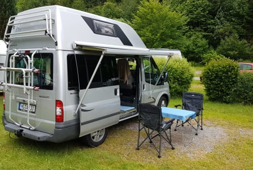 Hire a motorhome in Bad Homburg vor der Höhe from private owners| Ford Kalli