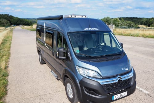 Hire a motorhome in Koblenz from private owners| Pössl Schängel
