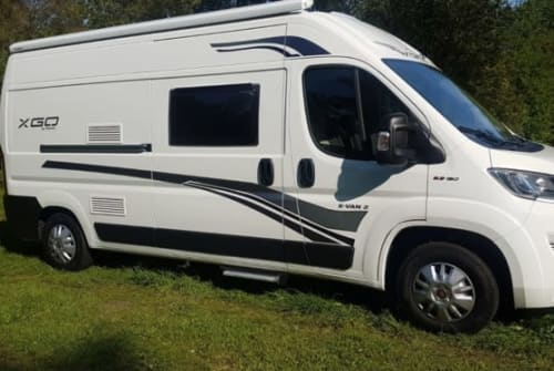 Hire a motorhome in Den Dolder from private owners| Fiat Ducato 2.3 JTD 130pk bijna Nieuw!