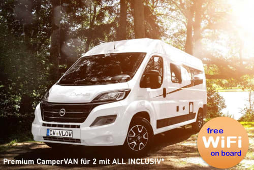 Hire a motorhome in Velden from private owners  Carado VAN 6.0 AI WLAN