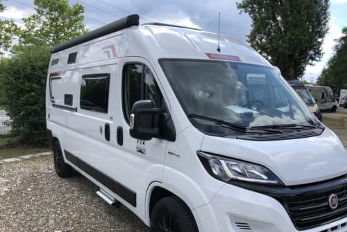Hire a motorhome in Göttingen from private owners| Fiat Ducato Balu