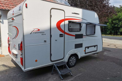 Hire a motorhome in Wendeburg from private owners  Bürstner Little Home