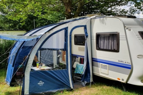 Hire a motorhome in Göttingen from private owners| Hobby Hobby tobby