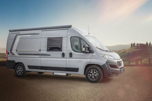 Hire a motorhome in Berlin from private owners  Weinsberg Wild & Free