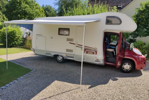 Hire a motorhome in Rheinfelden from private owners| SEA WeMo