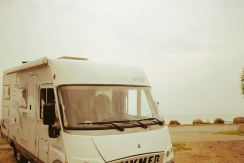 Hire a motorhome in Lüdersdorf from private owners  Fiat  Hymermobil Hymi