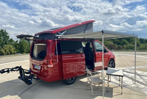 Hire a motorhome in Regensburg from private owners| Mercedes Marco Polo