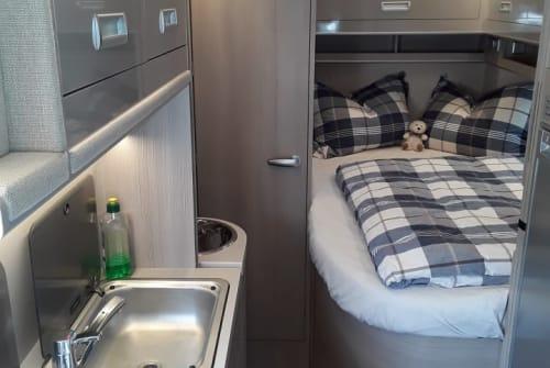Hire a motorhome in Niebüll from private owners| Globe Traveler Globe Traveler