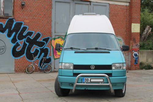 Hire a motorhome in Radebeul from private owners  VW Wilma