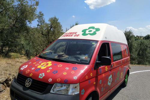 Hire a motorhome in Ottenhöfen im Schwarzwald from private owners| VW  Julchen