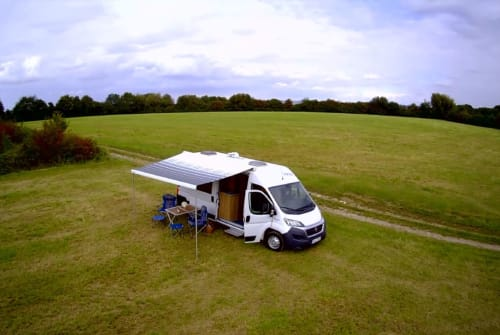 Hire a motorhome in Herford from private owners  Weinsberg  Vince the Van