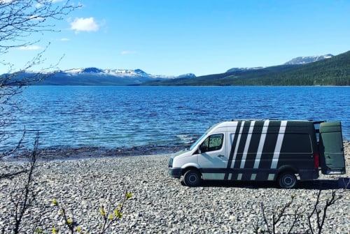 Hire a motorhome in Lübeck from private owners| Volkswagen Floyd