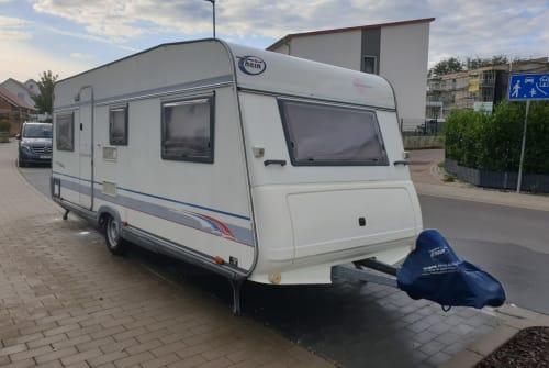 Hire a motorhome in Schweinfurt from private owners  Bürstner  Bürstner Amara