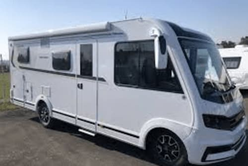 Hire a motorhome in Bad Soden-Salmünster from private owners  Weinsberg Paola