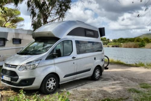 Hire a motorhome in Lauf an der Pegnitz from private owners  Ford Bimbala
