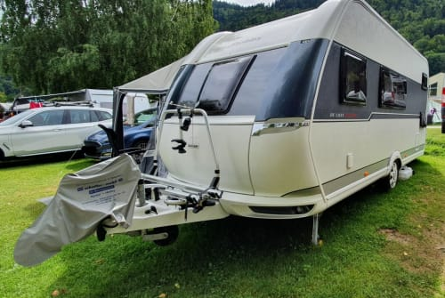 Hire a motorhome in Radebeul from private owners  Hobby Familiencamping