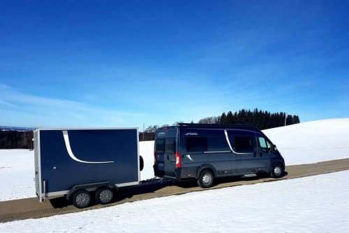 Hire a motorhome in Boos from private owners| Pössl Cruiser