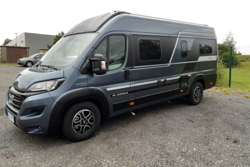 Hire a motorhome in Schwerin from private owners  ADRIA Homi