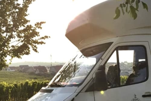 Hire a motorhome in Bitburg from private owners| Mercedes Benz Jupp