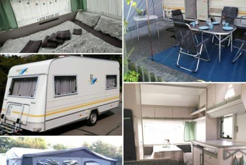 Hire a motorhome in Groß Rönnau from private owners| Knaus Lieblingsplatz